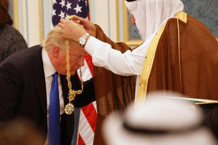 Американо-саудовские оружейные мегасделки
