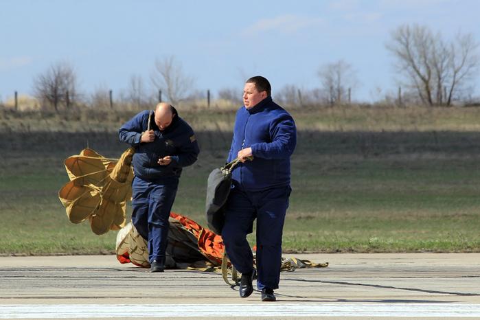 Первая тренировка к параду победы в липецком авиацентре...