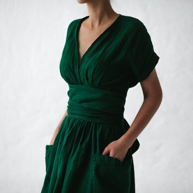 Всего из 1 выкройки — сразу 6 разных моделей платьев переделки,рукоделие,своими руками,сделай сам