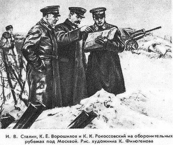 Сталин и шедевр капитана Кразова