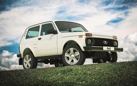 Владельцы Lada 4х4 раскритик…