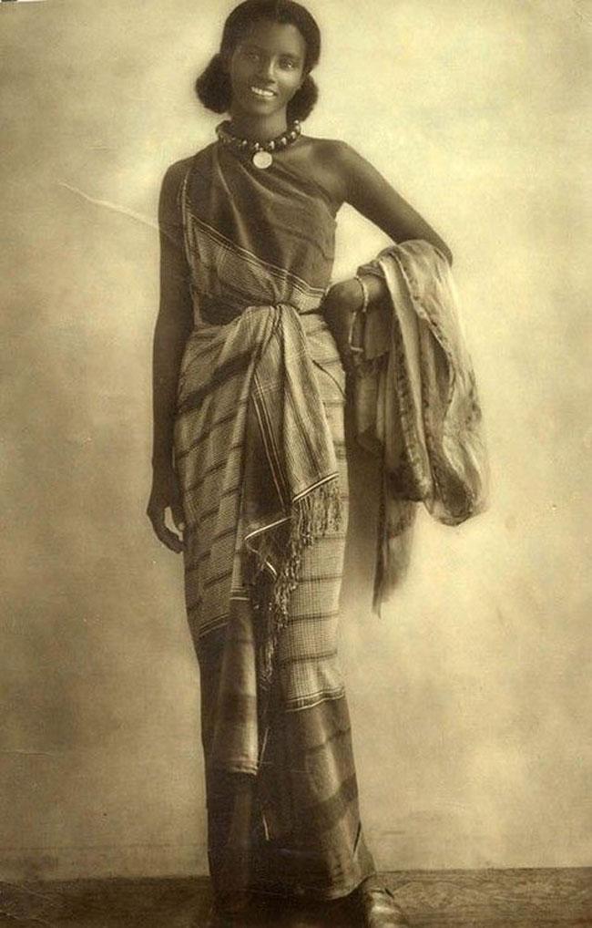 Афроамериканские красавицы: фотографии с 1920-х по 1940-е годы ретро
