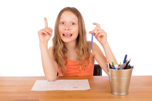 «Пусть творят!» Упражнения для развития письменной речи