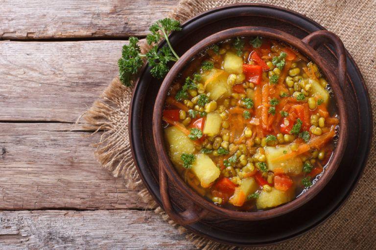 Маш: рецепты супов с очень полезными бобами