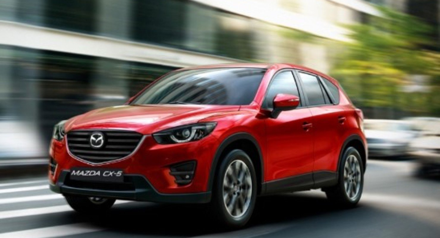 Подразделение Mazda в России увеличило прибыль в 2,7 раза Автомобили