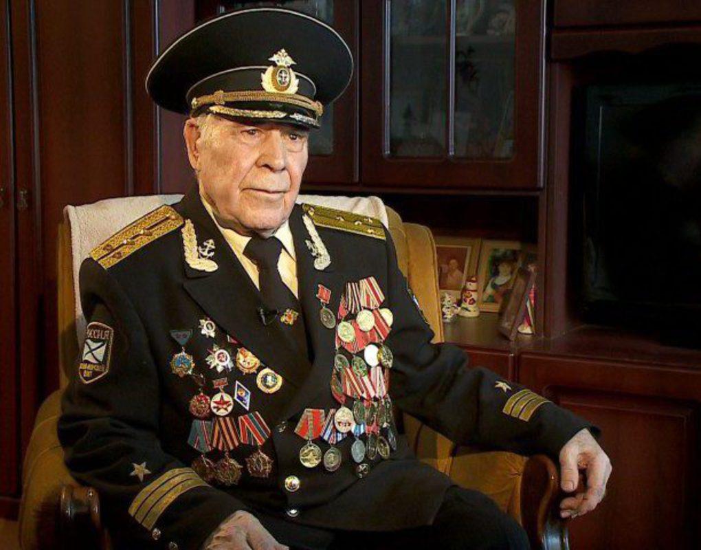 Герой-спецназовец  Иван Егоров - в 15 лет ушел  добровольцем на войну