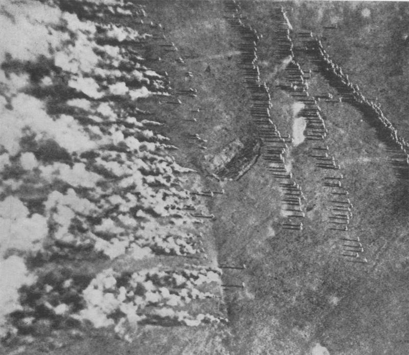 Немецкая газовая атака хлором на Восточном фронте, Первая мировая. история, события, фото