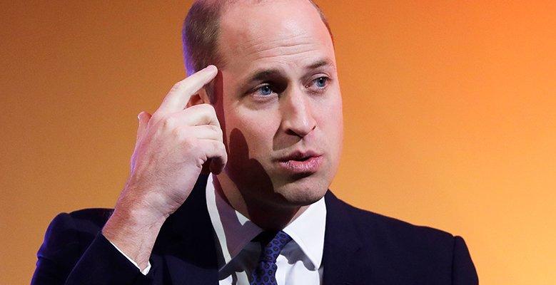Рождение детей пошатнуло психику принца Уильяма