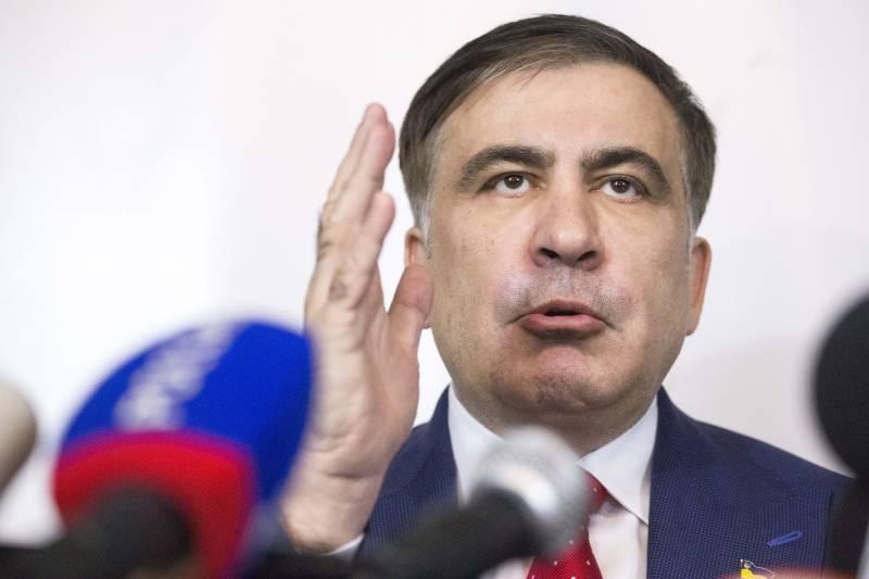 Саакашвили назвал генпрокуро…