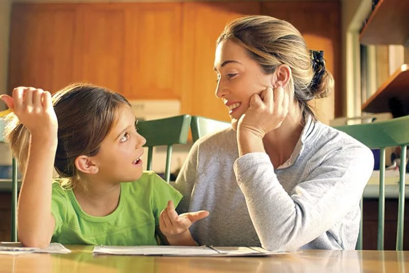 Письмо учительнице от матери девочки, вы с ней согласны?