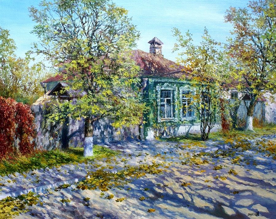 Художник Сергей Дорофеев