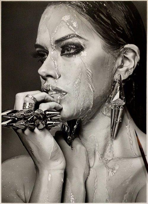 Невероятные картины от художника Кохея Омори