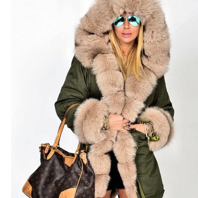 Женские парки - самые модные и интересные фасоны холодного сезона 2019