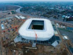 Ревизорам ФИФА не понравились туалеты стадиона в Калиниграде)) Однако..