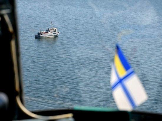 Задержанных украинских моряков пытают  «Русским радио»