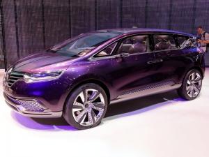 Компания Renault представит на автосалоне в Париже новый Espace