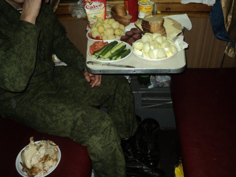 Караулы в армии