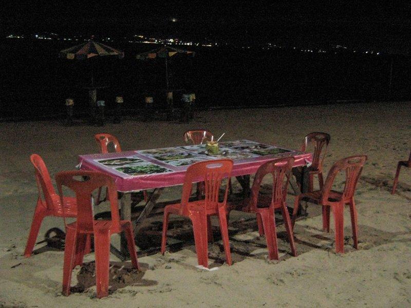 Бар на пляже камера, оборудование, путешествие, снимок, таиланд, фотография, фотомир