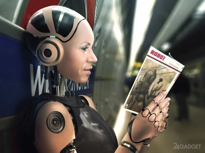 Примитивные роботы из США способны расти, кушать и развиваться гаджеты,интересное,мир,роботы,технологии,факты