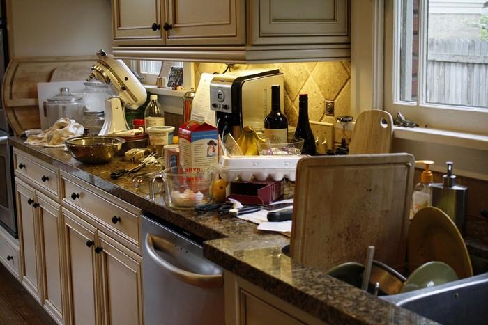 10 советов для тех, кто немного помешан на чистоте в кухне и ванной