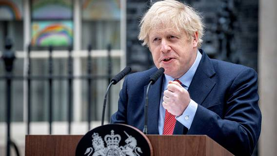 Борис Джонсон пообещал выделить средства на поддержку олимпийской сборной Великобритании
