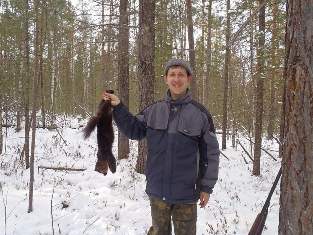 Андрей Андреев из Иркутска снимает ролики про лесную жизнь.