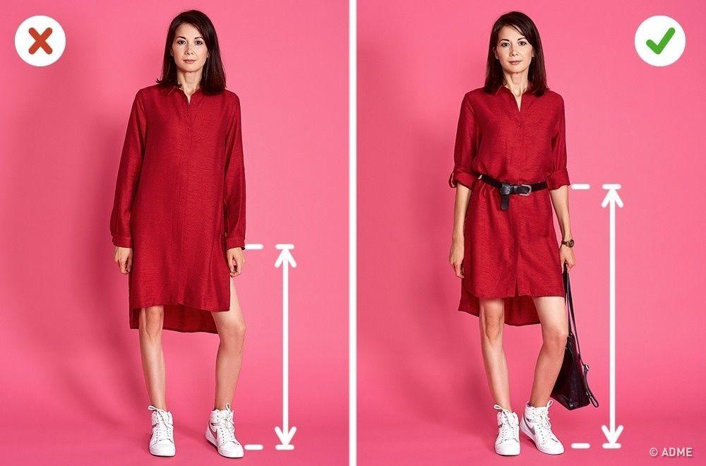 10 приёмов скорректировать маленький рост одеждой, фото № 6