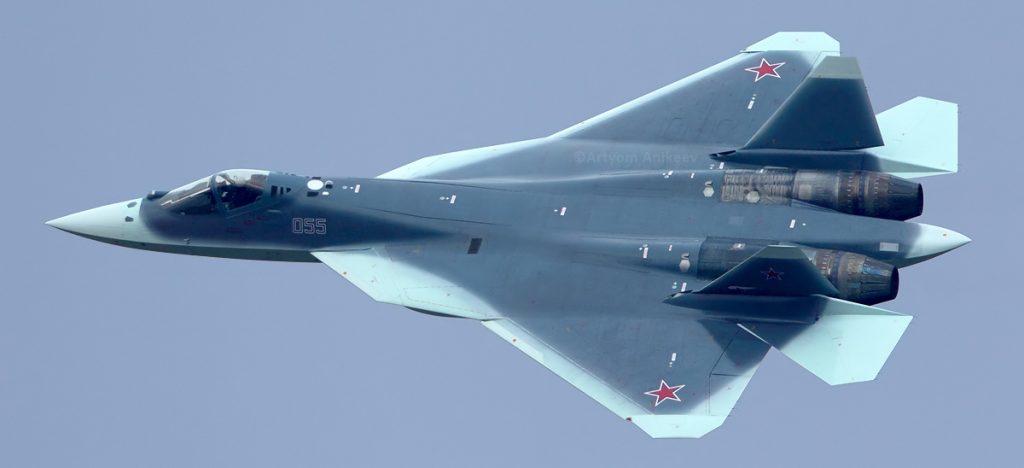 Месть за «Вагнер»: Су-57 крошит в Гуте ЧВК американцев