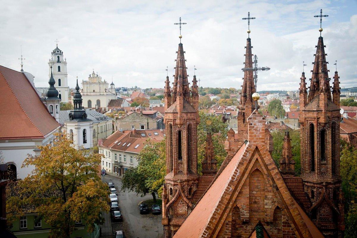 Как большевики возвратили Литве древнюю столицу