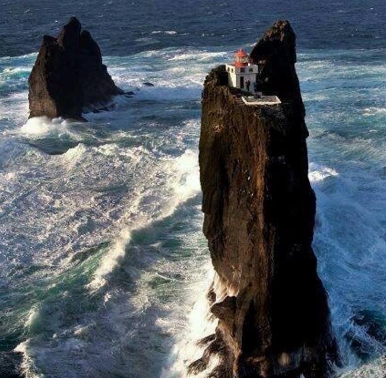 Интроверт 80-ого уровня из Исландии…