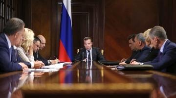 Мне потом доложить: Медведеву ненравится происходящее наДальнем Востоке