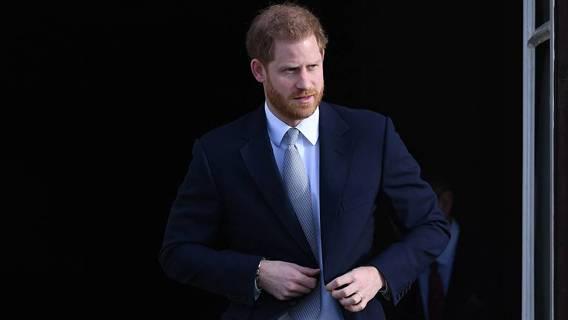 Принц Гарри устроился в стартап, занимающийся оказанием психологической помощи