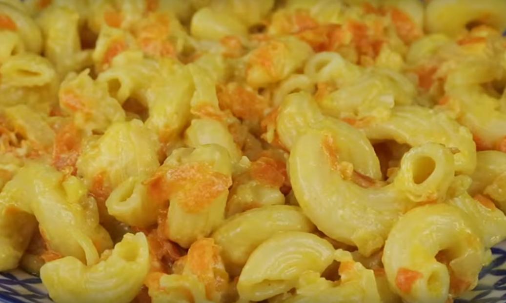 Очень вкусные макароны к ужину