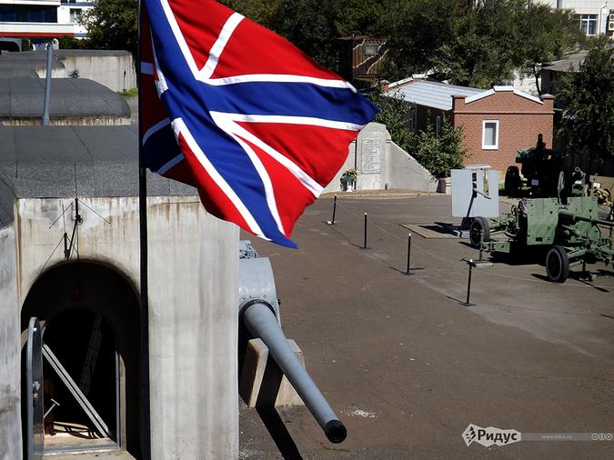 Владивостокская крепость: к бою готова