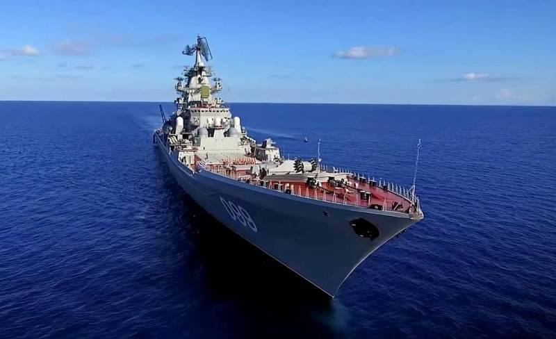 «Адмирал Нахимов» показал, что «Петр Великий» российскому флоту не нужен? Техно
