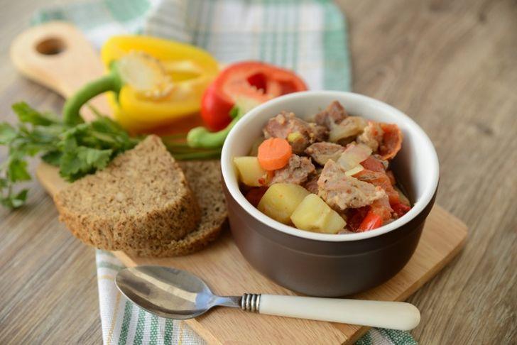 10 аппетитных блюд, которые легко приготовить в мультиварке мультиваркаа,разное