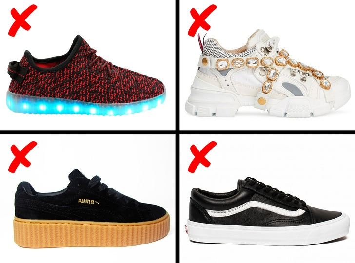 6 фатальных ошибок, которые все допускают при стирке кроссовок