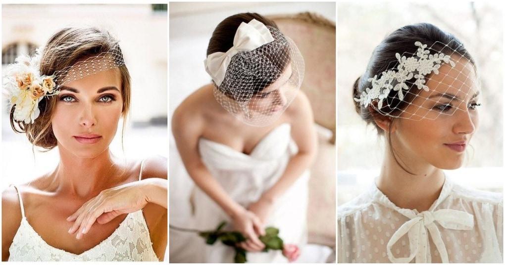 17 нетрадиционных свадебных головных уборов, которые будут в тренде в этом году