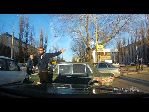 У меня машина есть  ВАЗ-2106: видео дня
