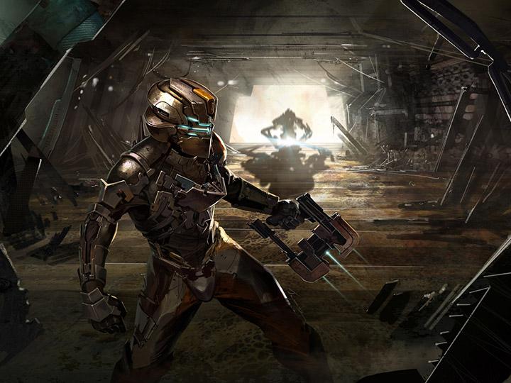 История разработки Dead Space