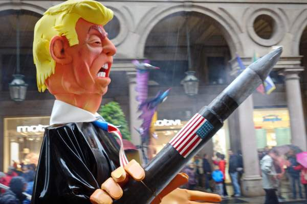 Трамп доигрался - Ким нажал на кнопку