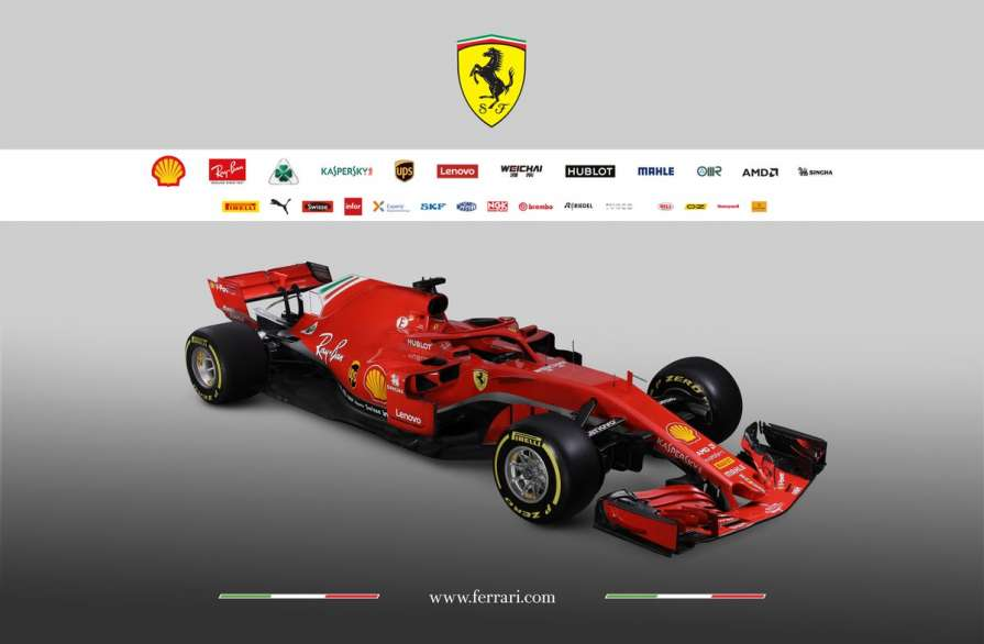 Ferrari представила болид на…