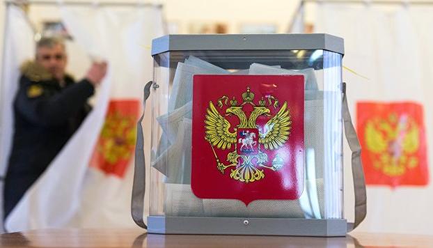 В России началось голосовани…
