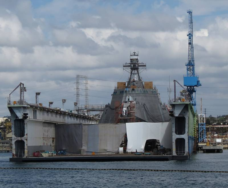 Программа Littoral Combat Ship: проблема на проблеме