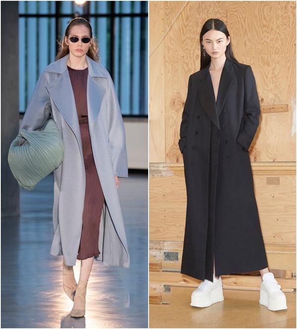 Трендовые пальто весна-осень 2019-2020
