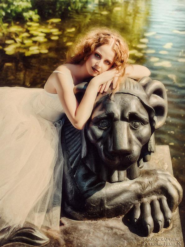 Женский романтизм в фотографиях Юлии Петровой