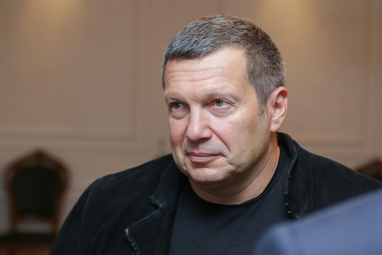 Соловьев заявил о безумстве главнокомандующего ВС Украины