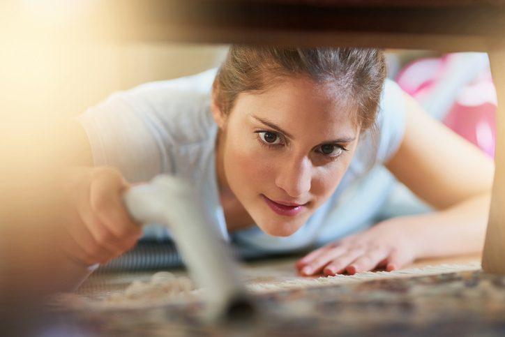 8  мест в доме, которые нужно пылесосить чаще, чем вы привыкли это делать
