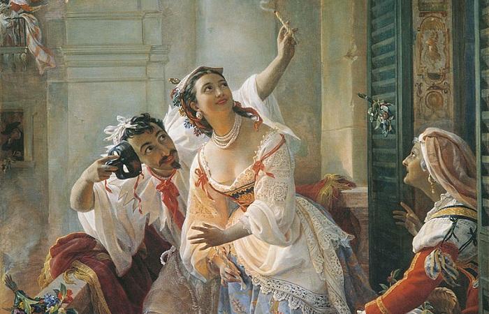 Пимен Орлов: Как подмастерье маляра стал учеником Брюллова и одним из лучших европейских портретистов