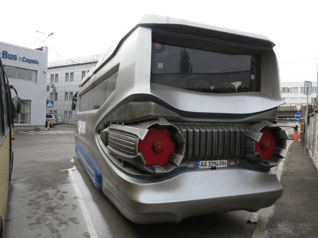 Украинский автобус к полету в космос готов